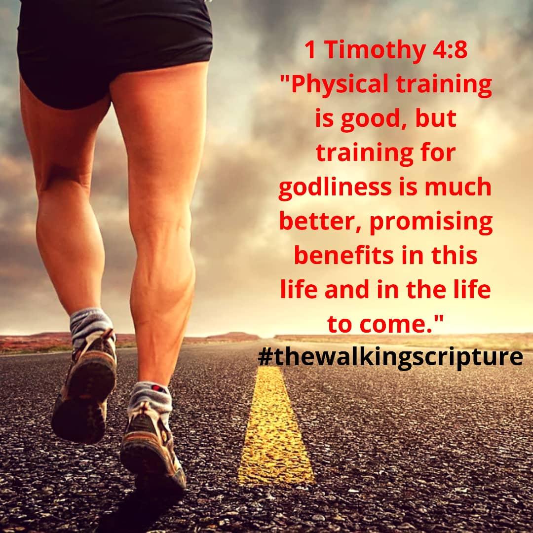 The Walking Scripture (13)
