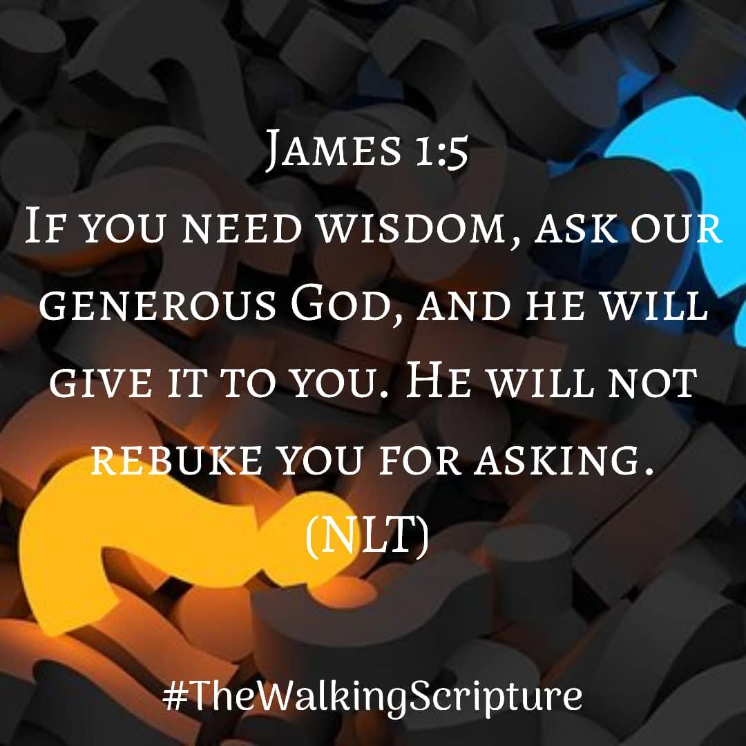 The Walking Scripture (14)